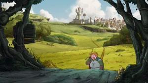 انیمیشن نارضایتی فصل 1 قسمت چهارده