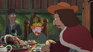 انیمیشن نارضایتی فصل 1 قسمت هفده