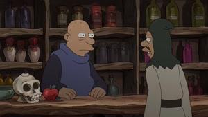 انیمیشن نارضایتی فصل 1 قسمت بیست