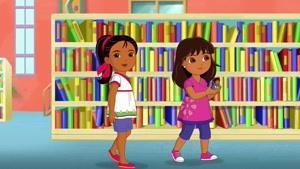 انیمیشن دورا و دوستان در شهر قسمت چهار
