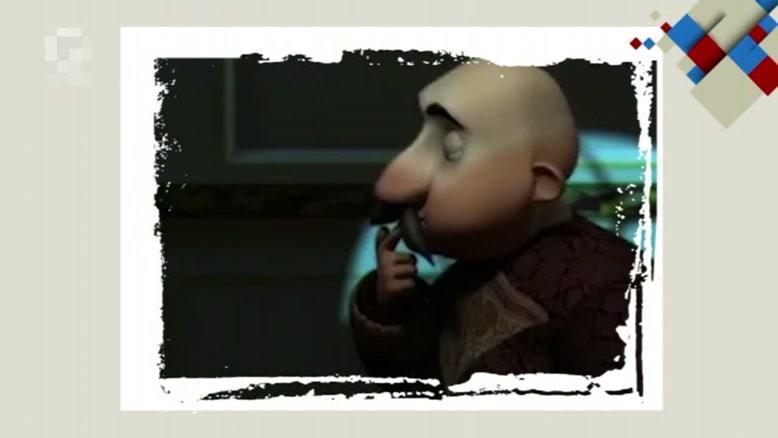 انیمیشن داستانک قسمت سی و پنج