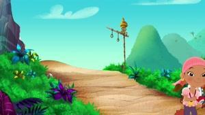 انیمیشن جک و دزدان دریایی فصل 3 قسمت سیزده