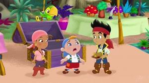 انیمیشن جک و دزدان دریایی فصل 3 قسمت شش