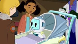 انیمیشن سریالی ترانسفورماتور نجات ربات ها فصل ۱ قسمت هشت