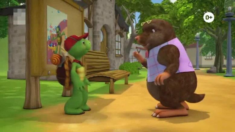 انیمیشن آموزش زبان انگلیسی Franklin and Friends قسمت یازده