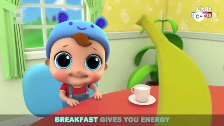 انیمیشن آموزش زبان انگلیسی Little Angel قسمت چهل و هشت