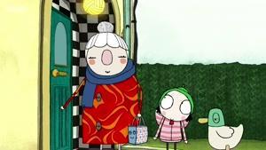 انیمیشن سارا و اردک فصل ۱ قسمت هفت