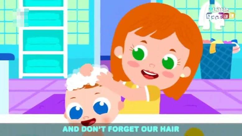 انیمیشن آموزش زبان انگلیسی Little Angel قسمت پنجاه