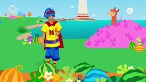 انیمیشن آموزش زبان انگلیسی  Sing With Me  قسمت بیست و یک