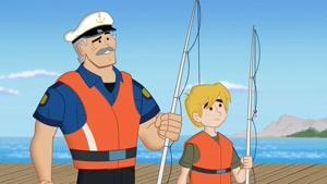 انیمیشن سریالی ترانسفورماتور نجات ربات ها فصل ۱ قسمت ده