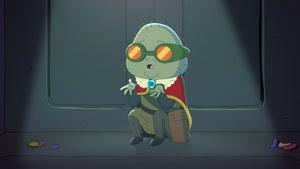 انیمیشن فضای نهایی فصل 2 قسمت یازده