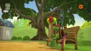 انیمیشن آموزش زبان انگلیسی Franklin and Friends قسمت شش
