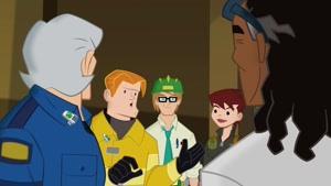 انیمیشن سریالی ترانسفورماتور نجات ربات ها فصل ۱ قسمت یازده