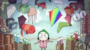 انیمیشن سارا و اردک فصل ۱ قسمت ده