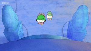 انیمیشن سارا و اردک فصل 3 قسمت سی و نه