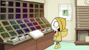 انیمیشن سارا و اردک فصل ۱ قسمت یازده