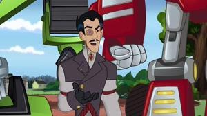 انیمیشن سریالی ترانسفورماتور نجات ربات ها فصل ۱ قسمت دوازده