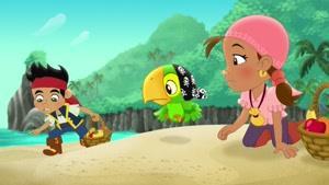انیمیشن جک و دزدان دریایی فصل 3 قسمت هشت
