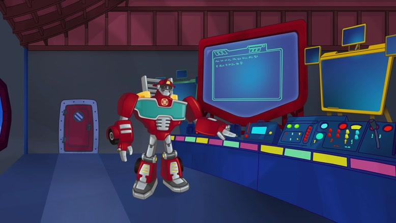 انیمیشن سریالی ترانسفورماتور نجات ربات ها فصل ۱ قسمت سیزده