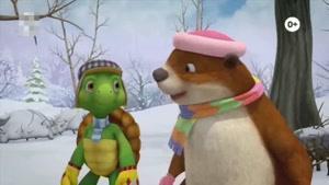 انیمیشن آموزش زبان انگلیسی Franklin and Friends قسمت نه