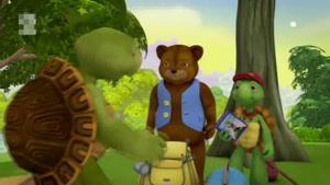 انیمیشن آموزش زبان انگلیسی Franklin and Friends قسمت ده