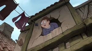 انیمیشن نارضایتی فصل 1 قسمت پنج