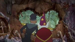 انیمیشن نارضایتی فصل 1 قسمت هشت