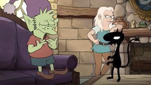انیمیشن نارضایتی فصل 1 قسمت چهار