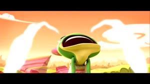 انیمیشن قورباغه خنگ دوبله فارسی