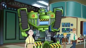انیمیشن سریالی ترانسفورماتور نجات ربات ها فصل ۱ قسمت چهارده