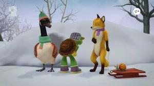 انیمیشن آموزش زبان انگلیسی Franklin and Friends قسمت سیزده