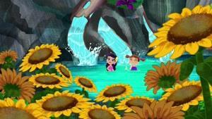 انیمیشن جک و دزدان دریایی فصل 3 قسمت نه