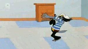 انیمیشن آموزش زبان انگلیسی Nu Pogodi قسمت هشت