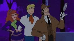 انیمیشن اسکوبی دو و حدس بزنید کی فصل 1 قسمت چهار