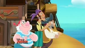 انیمیشن جک و دزدان دریایی فصل 2 قسمت شانزده