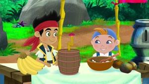 انیمیشن جک و دزدان دریایی فصل 3 قسمت دوازده