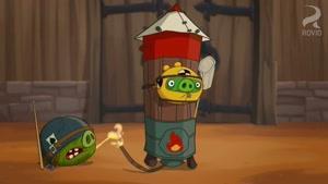 دانلود انیمیشن پرندگان خشمگین فصل اول قسمت هفدهم