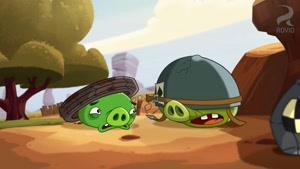 دانلود انیمیشن پرندگان خشمگین فصل اول قسمت چهل و چهارم