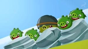 دانلود انیمیشن پرندگان خشمگین فصل اول قسمت چهل و پنجم