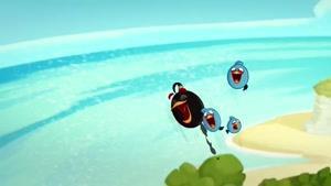 دانلود انیمیشن پرندگان خشمگین فصل اول قسمت چهل و هشتم