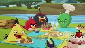 دانلود انیمیشن پرندگان خشمگین فصل اول قسمت چهل و نهم