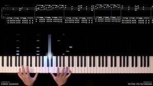 اجرای موسیقی سریال گیم آف ترونز با پیانو توسط رامین جوادی