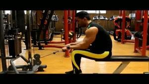 آموزش ساعد سیمکش نشسته کف دست پایین