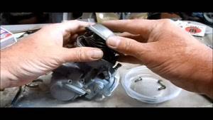 تعمیر و نگهداری کاربراتور موتور سیکلت