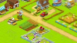 تریلر بازی موبایل  Golden Farm
