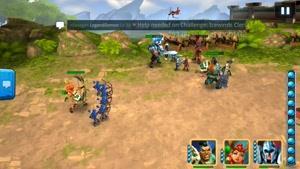 تریلر بازی موبایل Wartide Heroes of Atlantis