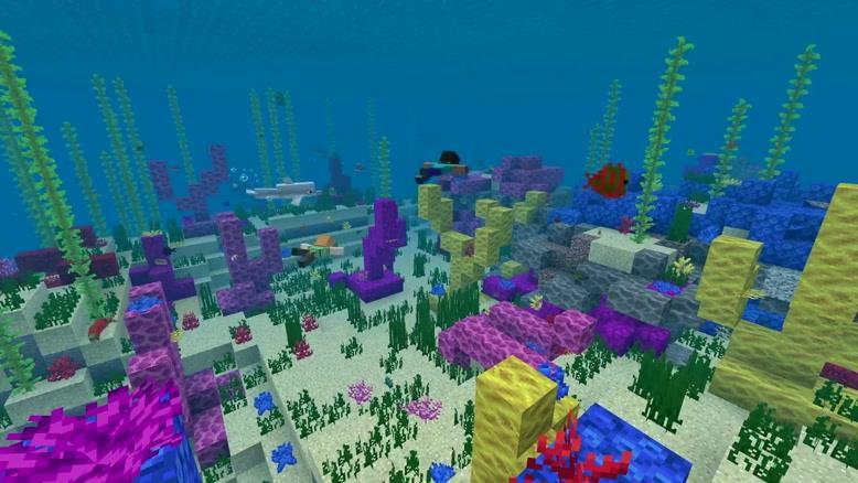 تریلر بازی محبوب  ماینکرافت (Minecraft)