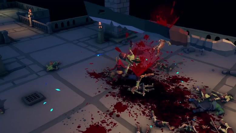 تریلر بازی سیاهچال مرگبار (Restless Dungeon)