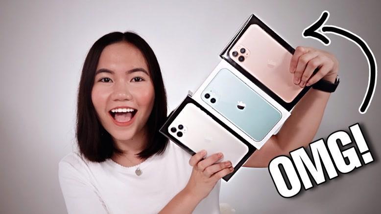 جعبه گشایی گوشی های iPhone 11 و iPhone 11 Pro Max