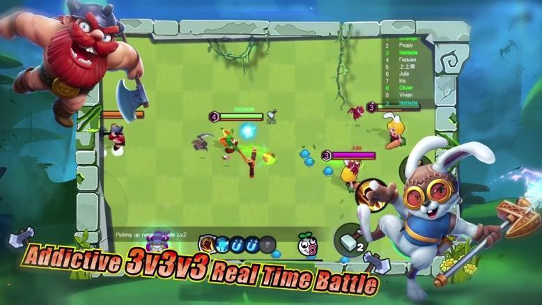 BarbarQ - دانلود بازی جذاب و پرطرفدار بربر